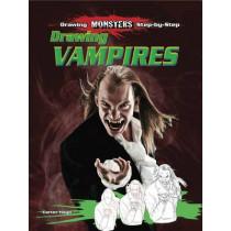 Drawing Vampires by Carter Hayn, 9781615336913
