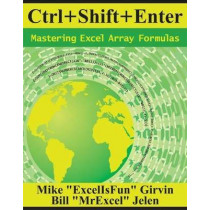 Control + Shift + Enter by Mike Girvin, 9781615470075