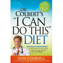 """Dr Colbert'S """"I Can Do This Diet"""" by Don Colbert, 9781616382674"""