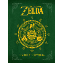 Legend Of Zelda, The: Hyrule Historia by Shigeru Miyamoto, 9781616550417