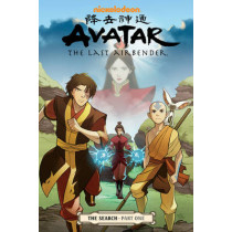 Avatar: The Last Airbender# The Search Part 1 by Gene Luen Yang, 9781616550547