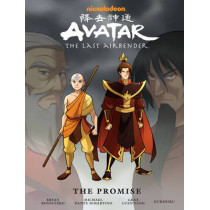 Avatar: The Last Airbender# The Promise Library Edition by Gene Luen Yang, 9781616550745