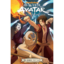 Avatar: The Last Airbender#the Search Part 3 by Gene Luen Yang, 9781616551841