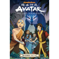 Avatar: The Last Airbender#the Search Part 2 by Gene Luen Yang, 9781616551902