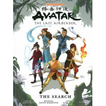 Avatar: The Last Airbender - The Search Library Edition by Michael Dante DiMartino, 9781616552268