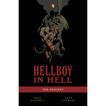 Hellboy In Hell Vol. 1: The Descent by Mike Mignola, 9781616554446