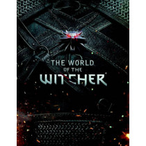 The World Of The Witcher by CD Projekt Red, 9781616554828