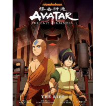 Avatar: The Last Airbender - The Rift Library Edition by Gene Luen Yang, 9781616555504