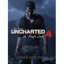 The Art Of Uncharted 4: A Thief's End by Naughty Dog Studios, 9781616559274