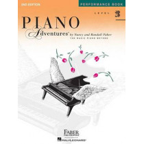 Piano Adventures - Performance Book - Level 2B by Nancy Faber, 9781616770860