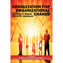 Consultation for Organizational Change (PB) by Anthony F. Buono, 9781617350863