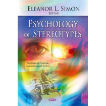 Psychology of Stereotypes by Eleanor L. Simon, 9781617614637