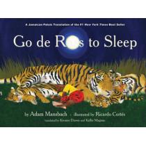 Go De Rass To Sleep by Adam Mansbach, 9781617752742