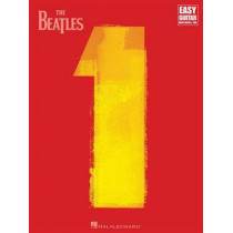 The Beatles - 1: For Easy Guitar with Riffs & Solos (with Tab) by The Beatles, 9781617803628