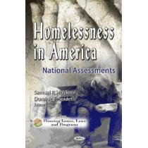 Homelessness in America: National Assessments by Samuel R. Holden, 9781619426610
