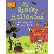 My Spooky Halloween Activity and Sticker Book by Bloomsbury, 9781619633322