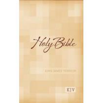 KJV Large Print Bible by Hendrickson, 9781619700017