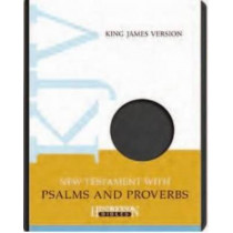 KJV New Testament with Psalms and Proverbs by Hendrickson Bibles, 9781619701540