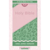 KJV Kids Bible by Hendrickson Bibles, 9781619706958