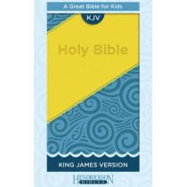 KJV Kids Bible by Hendrickson Bibles, 9781619706965