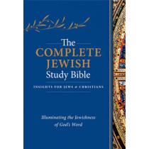 The Complete Jewish Study Bible: Illuminating the Jewishness of God's Word by Rabbi Barry Rubin, 9781619708693