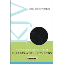 KJV New Testament with Psalms and Proverbs by Hendrickson Bibles, 9781619708716