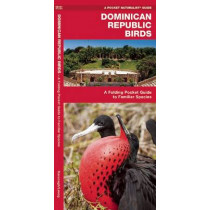 Dominican Republic Birds: A Folding Pocket Guide to Familiar Species by James Kavanagh, 9781620051948