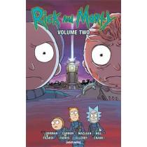 Rick and Morty Volume 2 by Zac Gorman, 9781620103197