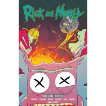 Rick and Morty Vol. 3 by Tom Fowler, 9781620103432