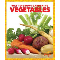 Vegetables by Rebecca Pettiford, 9781620312339