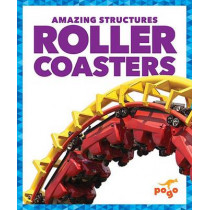 Roller Coasters by Rebecca Pettiford, 9781620314197