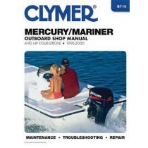 Mercury/Mariner 4-90Hp Carburetted 4-Stroke 95-06 by Haynes Publishing, 9781620921548