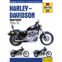 Harley-Davidson Sportster (70 - 13) by Alan Ahlstrand, 9781620922262