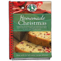 Homemade Christmas Cookbook with Photos by Gooseberry Patch, 9781620932070