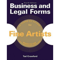 Business and Legal Forms for Fine Artists by Tad Crawford, 9781621534037