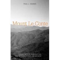 Mount Le Conte by Paul J. Adams, 9781621901761