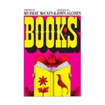 Books! by Murray McCain, 9781623260200