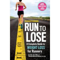 Runner's World Run to Lose by Jennifer Van Allen, 9781623365998