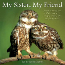 My Sister, My Friend by Bonnie Louise Kuchler, 9781623438555