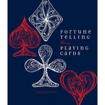 Fortune Telling Using Playing Cards by Jonathan Dee, 9781623540692