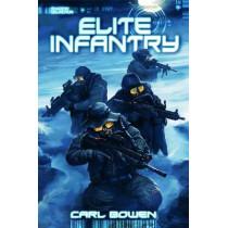 Shadow Squadron: Elite Infantry by Carl Bowen, 9781623700324