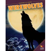 Werewolves by Allan Morey, 9781624031557