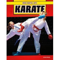 Karate by Mark McNulty, 9781624036033