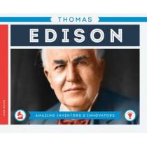 Thomas Edison by Lynn Davis, 9781624037238
