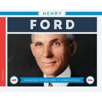 Henry Ford by Lynn Davis, 9781624037245