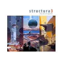 Structura 3: The Art of Sparth by Sparth, 9781624650123