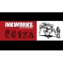 Inkworks: Darren Quach Sketchbook Vol. 01 by Darren Quach, 9781624650154