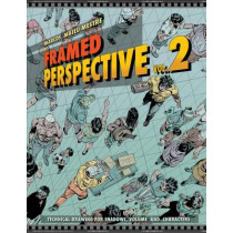 Framed Perspective Vol. 2: Technical Drawing for Shadows, Volume, and Characters by Marcos Mateu-Mestre, 9781624650321