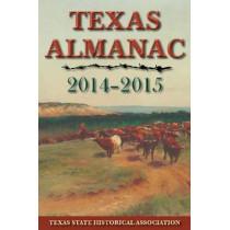 Texas Almanac 2014-2015 by Elizabeth Cruce Alvarez, 9781625110046