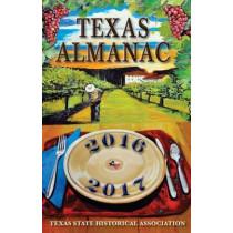 Texas Almanac 2016-2017 by Elizabeth Cruce Alvarez, 9781625110329